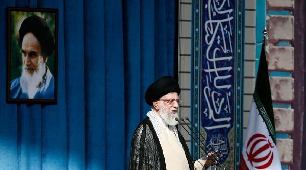 İran Liderinden Filistinlileri Silahlandırın Çağrisi