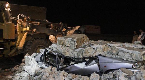Iran'da Deprem: 7 Ölü