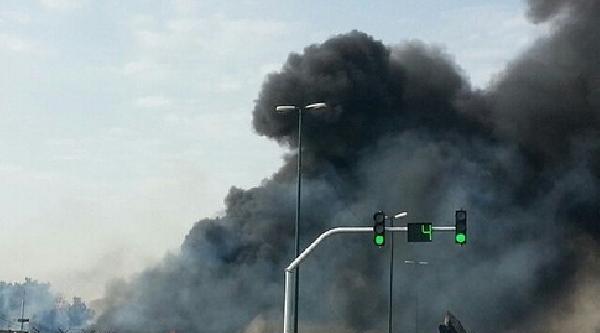 İran'da Yolcu Uçağı Düştü (3)