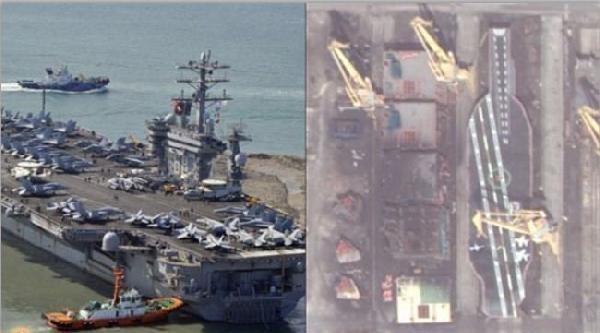 İran'in Maket Gemisinin Sırrı Çözüldü