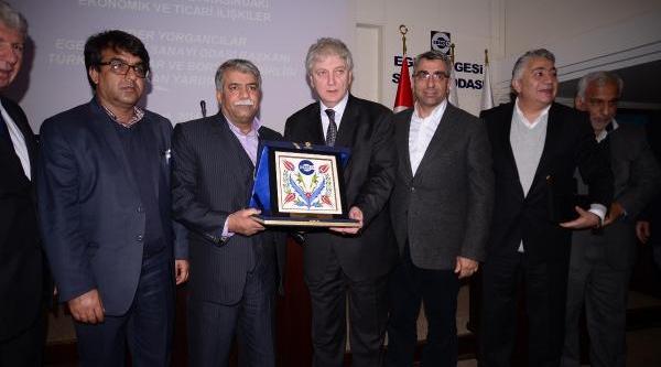 Iranli Işadamlari Izmir'de
