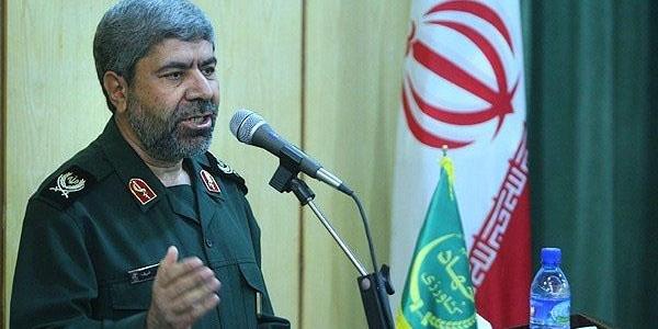 Iranli Komutan: Iran'in Suriye'de Hiçbir Askeri Gücü Bulunmamaktadir