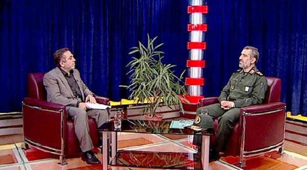 İranli Komutan: Malatya Kalkanı Gözetimimiz Altında