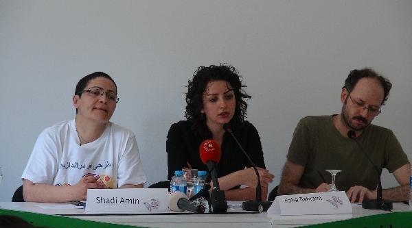İranli Lgbti'liler İstanbul'da Buluştu
