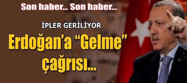 İranlı vekilden Erdoğan'a: Gelme!