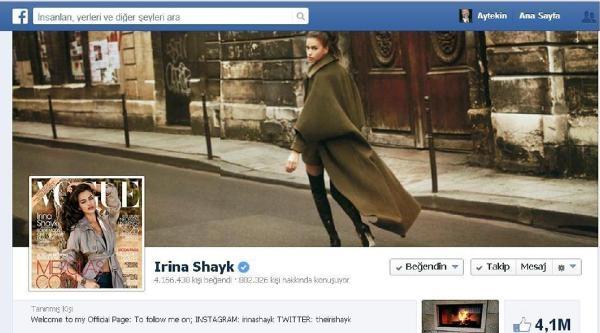 Irina Shayk'dan Türkçe Mesaj: Antalya'da Buluşmak Üzere