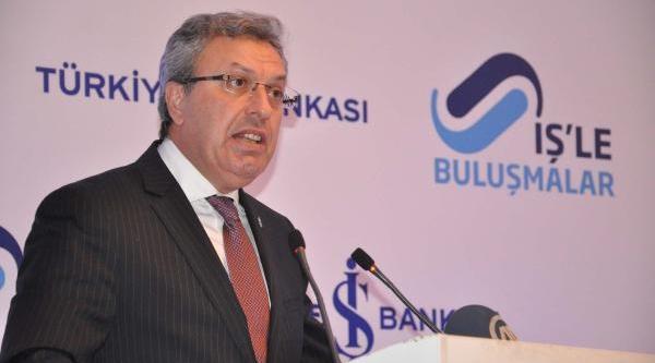Iş Bankasi Genel Müdürü Bali: Gelişmiş Ülkelerle Gelişmekte Olan Ülkeler Arasindaki Büyüme Makasi Daralmaya Başladi