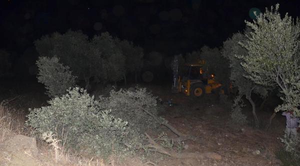İş Makinesi Operatörü Kazada Öldü