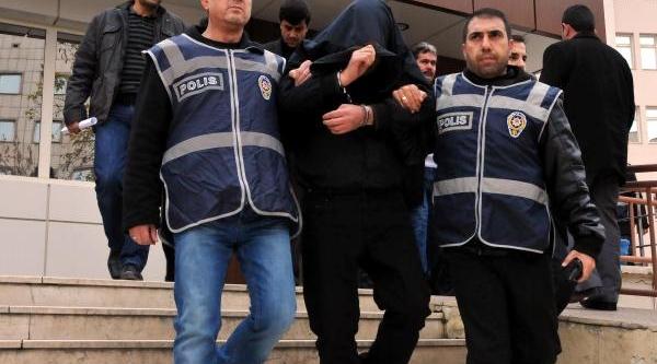 Işadami Ahmet Şireci'yi Kaçiranlar Adliyede