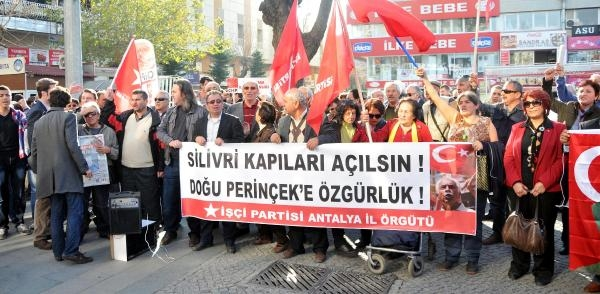 Işçi Partisi'nden Feyzioğlu'na Destek