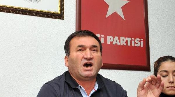 Işçi Partisi'nden 'pankart Kapatma' Tepkisi