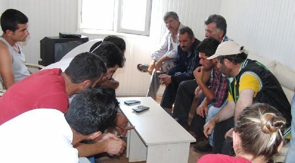 İşçiler İş Bıraktı, Milas'ta Yurt İnşaati Durdu