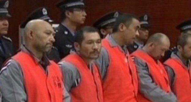 İşgalci Çin Doğu Türkistan'da terör estiriyor!