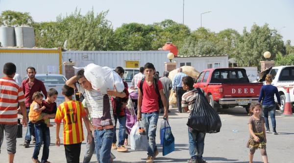 Işid, 1 Haftada 150 Bin Kişiyi Yerinden Etti