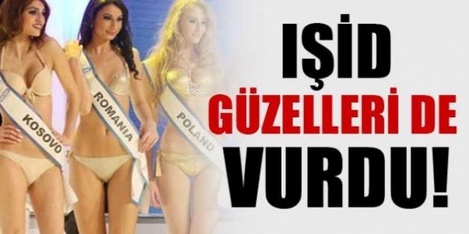 IŞİD güzelleri de kaçırdı