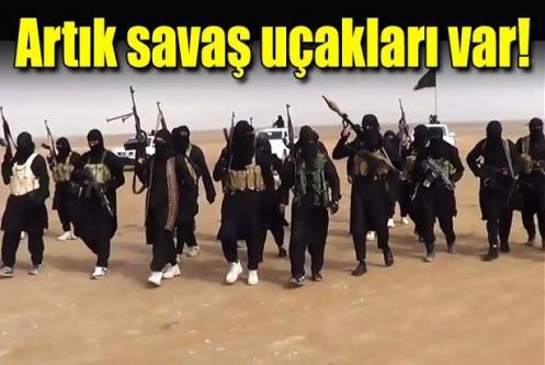 IŞİD hava üssünü ele geçirdi