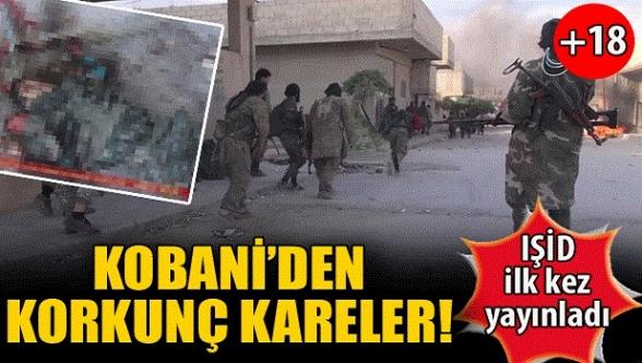 IŞİD ilk kez yayınladı!