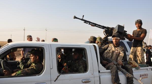 Işid Irak'ta Bir Kasabayı Daha Kaybetti- Ek Fotoğraflar