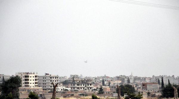 Işid, Kamışlı Havaalanı'na Havanlarla Saldırdı