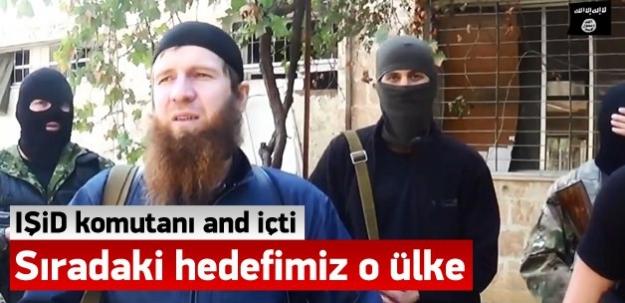 IŞİD komutanı: Sıradaki hedefimiz Rusya