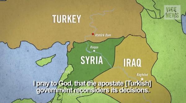 Işid Militanından 'istanbul' Tehdidi