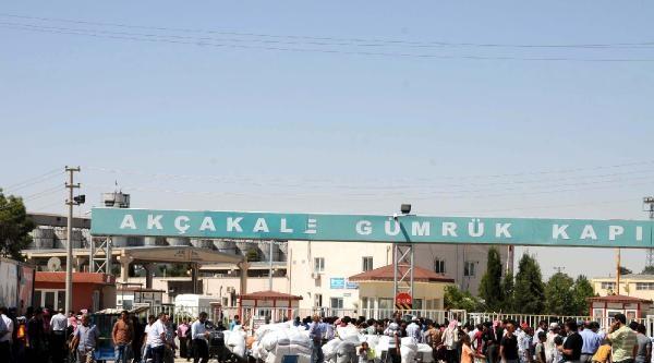 Işid Militanları Aylardır Türkiye Sınırında