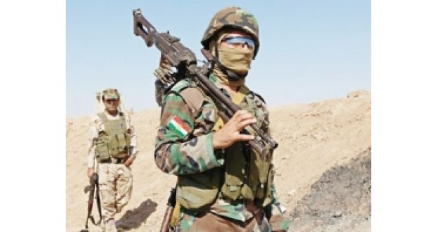 IŞİD-Peşmerge savaşı şiddetleniyor!