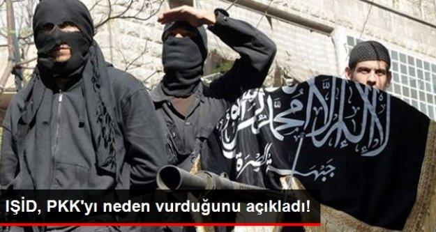 IŞİD, PKK'yı Neden Vuruyor