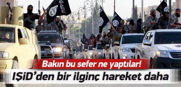 IŞİD saatleri ileri aldı