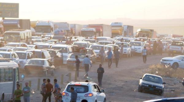 Işid Süryanilere Saldırdı: 8 Peşmerge Yaralı