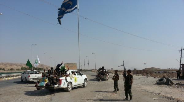 Işid, Türkmen Kasabası Amirli'den Püskürtüldü (2)