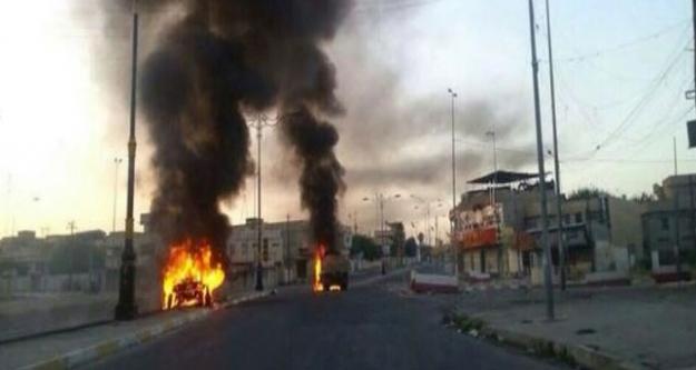 IŞİD, Tuzhurmatu'yu ele geçirdiğini iddia etti