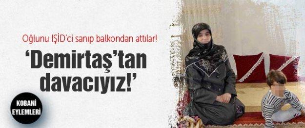 IŞİD'ci sanıp balkondan aşağıya attılar! Ailesi Demirtaş'tan davacı olacak!