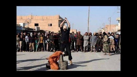 """IŞİD'den """"ajan infazı"""""""