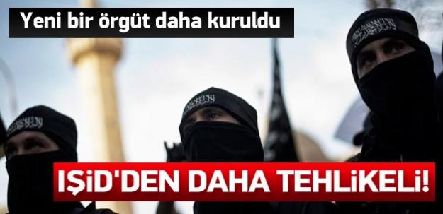 IŞİD'den daha tehlikeli! Suriye'de kuruldu