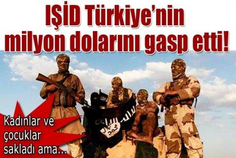 IŞID'den Musul'da milyonluk gasp