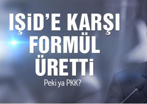 IŞİD'e karşı Erdoğan'ın formülü devreye girecek
