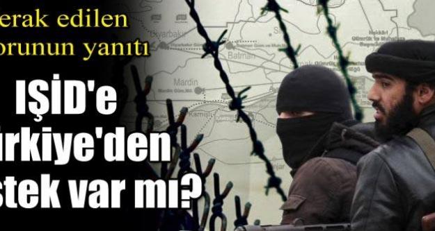 IŞİD'e Türkiye'den destek var mı?
