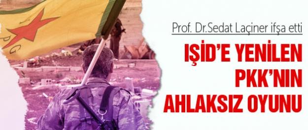 Işid'e Yenilen PKK'nın Oyunu Deşifre Oldu