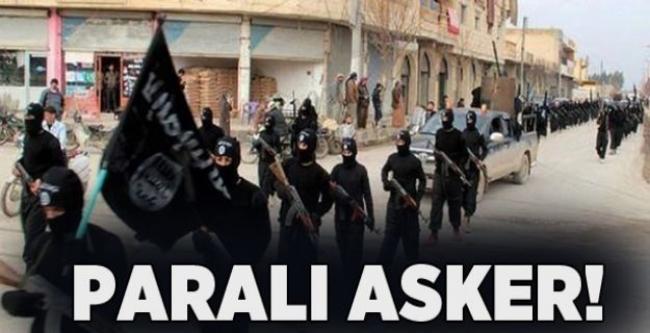 IŞİD'en koşuyor