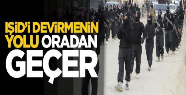 IŞİD'i devirmenin yolu Esed'i devirmekten geçer