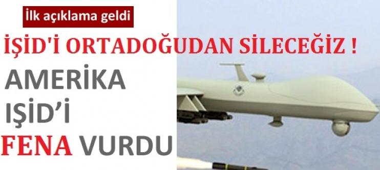 İŞİD'İ EŞEK ARISIYLA VURDULAR