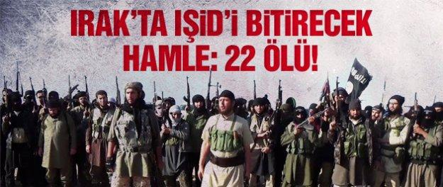 IŞİD'i Irak'ta bitirecek ittifak!
