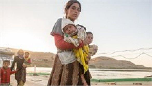 IŞİD'in elinde seks kölesi olarak kullanıldılar