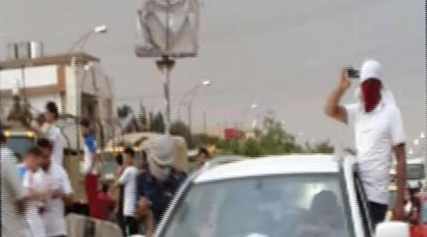 Işid'in Elindeki Musul'dan Son Görüntüler