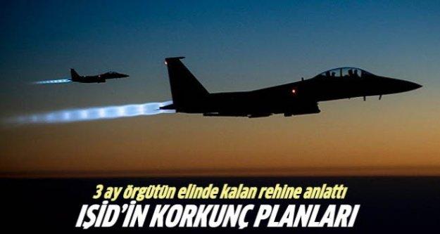 IŞİD'in korkunç planları!