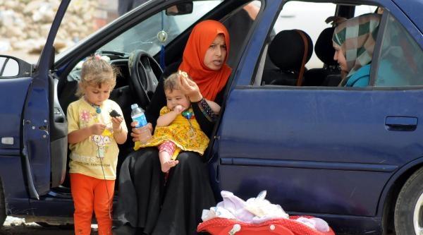 Işid'in Rehineleri Bırakması İçin Aşiretler Devrede - Ek Fotoğraflar