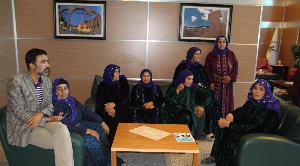 Işid'in Serbest Bıraktığı Türk Şoförler Şanliurfa'da (1)
