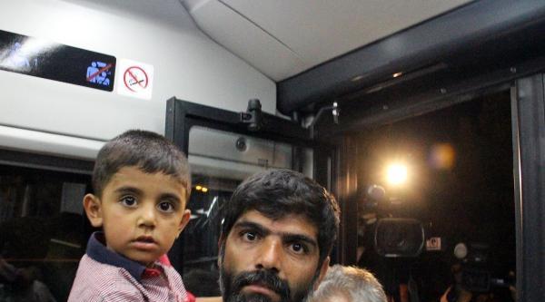 Işid'in Serbest Bıraktığı Türk Şoförler Şanliurfa'da (2)