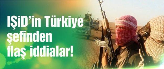 IŞİD'in Türkiye büro şefi Der Spiegel'e konuştu!
